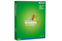Microsoft Windows XP Engelsk Home OEM