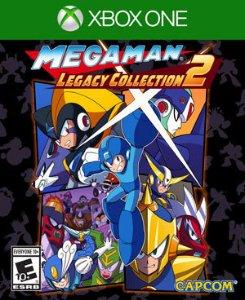 Mega Man Legacy Collection 2 til Xbox One