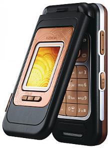 Nokia 7390 med abonnement