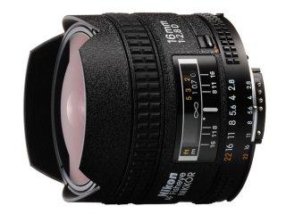 Nikon AF Fisheye 16mm f/2.8D
