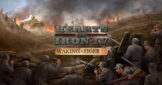 Hearts of Iron IV: Waking the Tiger til PC
