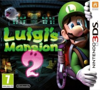Luigi's Mansion 2 til 3DS