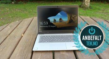 Test: Lenovo Ideapad 320S (80X4009UMX/80X400AMMX)