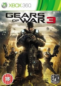 Gears of War 3 til Xbox 360