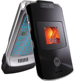 Motorola Razr V3xx med abonnement