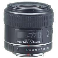 Pentax smc D FA 50mm f2.8 makro