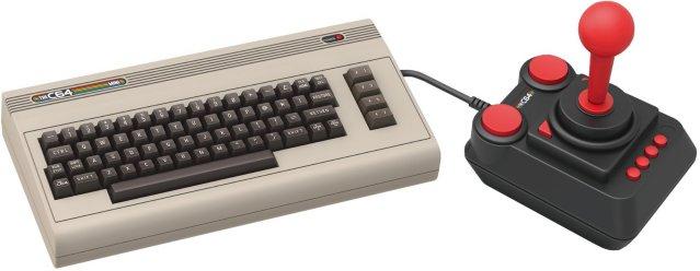 Deep Silver The C64 Mini