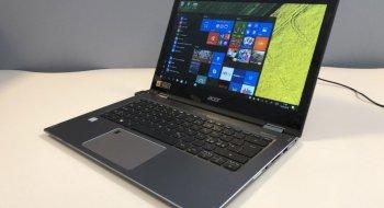 Test: Acer Spin 5 (NX.GR7ED.006)