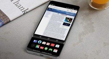 Rykte: Dette kan være en tidlig utgave av LGs nye V30-mobil