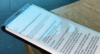 Android 8 ute til Samsung Galaxy S8 <em>igjen</em>