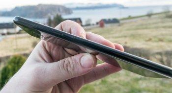 – Dette er den beste mobiltelefonen