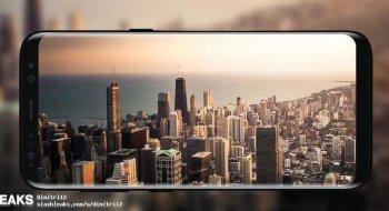 Rykte: Galaxy S8 vises frem i ny video