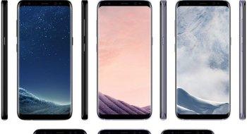 Dette skal være Galaxy S8-variantene du kan kjøpe – og så mye vil den koste