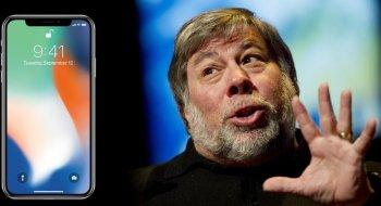 Apple-grunnleggeren valgte heller iPhone 8 enn iPhone X