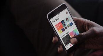 Øker over dobbelt så raskt som Spotify