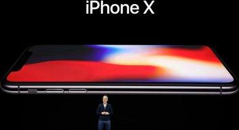 Nye iPhone X er den dyreste Apple-mobilen noensinne