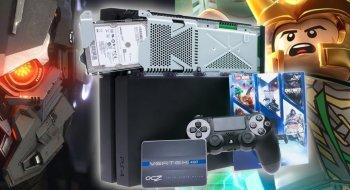 Så mye raskere blir PlayStation 4 med SSD-lagring