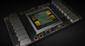 Nvidia viste verdens kraftigste – og største – grafikkbrikke