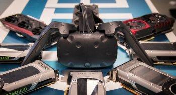 Snuser du på VR-briller? Vi har testet 23 grafikkort for VR