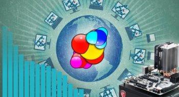 Se hvilket grafikkort som er best til å hjelpe vitenskapen med «Folding»