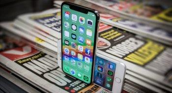 iPhone X selger bedre enn iPhone 8, til tross for den ekstreme prisen