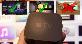 Guide: Beste Apple TV-apper Her er alt du bør laste ned, og <em>ikke</em> laste ned, til din Apple TV