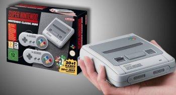 <strong>Nintendo bekrefter: </strong>SNES-produksjonen fortsetter, og NES Classic gjør comeback