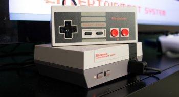 Nintendo beklager salgsstopp av Classic Mini