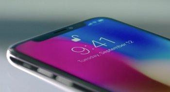 iPhone X har det nest største batteriet av alle iPhoner