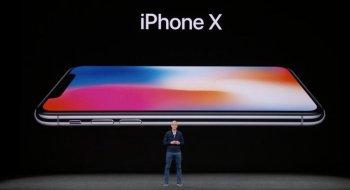 Her er nye iPhone X