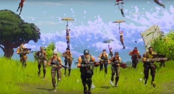 Fortnite Battle Royale har fått midlertidig 50-mot-50-modus