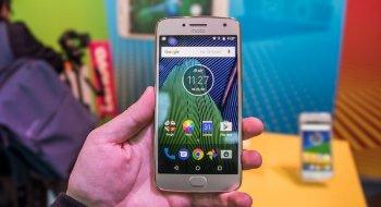 Test: Motorola Moto G5
