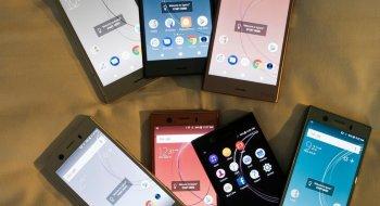 Sony vil innovere seg til større markedsandel – lanserte toppmodellen Sony Xperia XZ1 på IFA