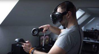 De skal gjøre HTC Vive-brillene <i>trådløse</i>