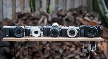 Denne uken fokuserer vi på lette systemkameraer