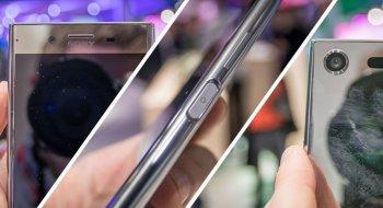 Fotoessay: Så lekker er Sony Xperia XZ Premium