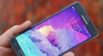 Lanserte ny og raskere utgave av Samsung Galaxy Note 4