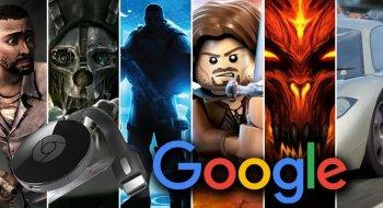 Rykte: – Google utvikler strømmetjeneste for spill