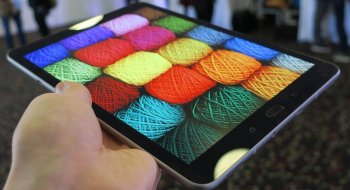 Test: Samsung Galaxy Tab S3 Wifi