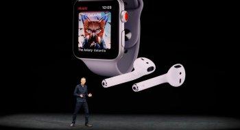Apples nye smartklokke har innebygget 4G og måler pulsen kontinuerlig