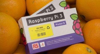 Test: Raspberry Pi 3 Model B