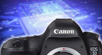 Oppgraderer Canon EOS 5D Mark III