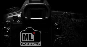 Magic Lantern til Canon EOS 5D Mark III