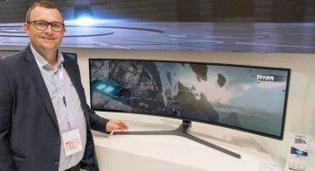 Samsungs ekstremskjerm er først ut med «HDR-godkjenning»