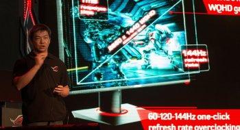 Så mye skal Asus ha for sin lynraske spillskjerm