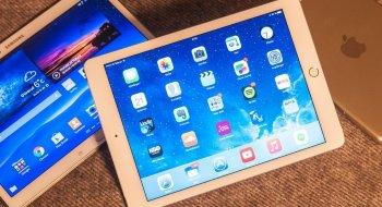 Test: Apple iPad Air 2 128 GB 4G