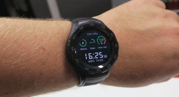 Test: Huawei Watch 2 4G