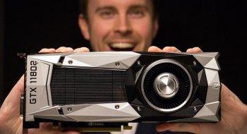 Rykte: – Neste generasjon Nvidia-kort kommer i april