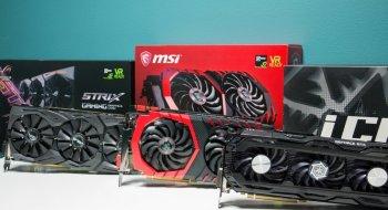 Test: MSI GeForce GTX 1080 Ti Gaming X