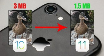 Guide: iOS 11 gir deg dobbelt så god plass til bilder og videoer